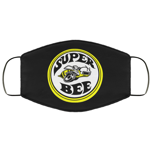 Dodge Super Bee FMA Face Mask by SpeedTiques