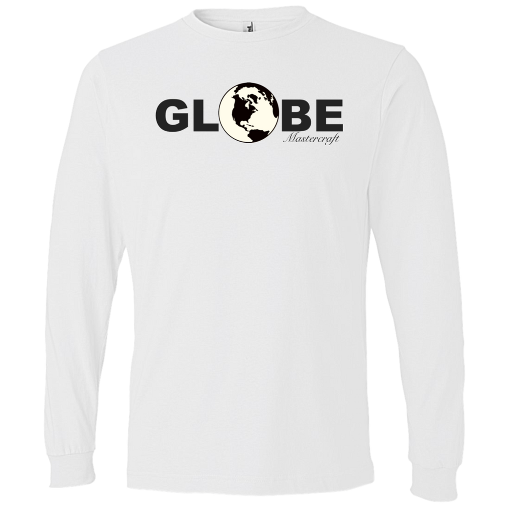 Globe Mastercraft by Retro Boater Anvil Lightweight LS T-Shirt