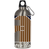23624 Stainless Steel Silver Water Bottle