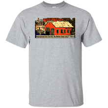 Woody's Nauti Marina by Retro Boater G200 Gildan Ultra Cotton T-Shirt