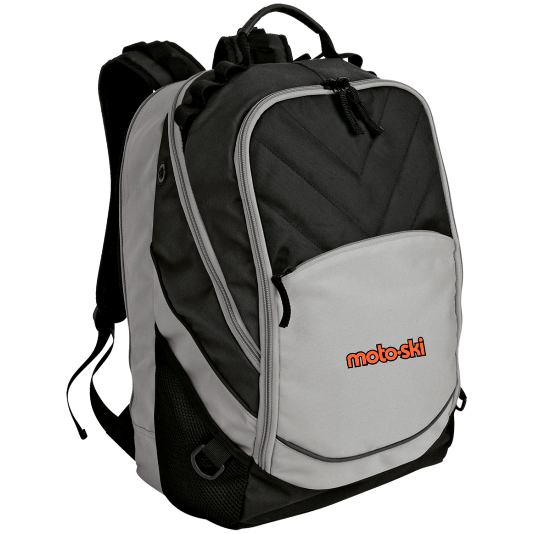 Moto-Ski  Port Authority Laptop Computer Backpack