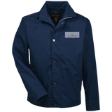 Cruiser Art by Retro Boater M705 Harriton Canvas Work Jacket