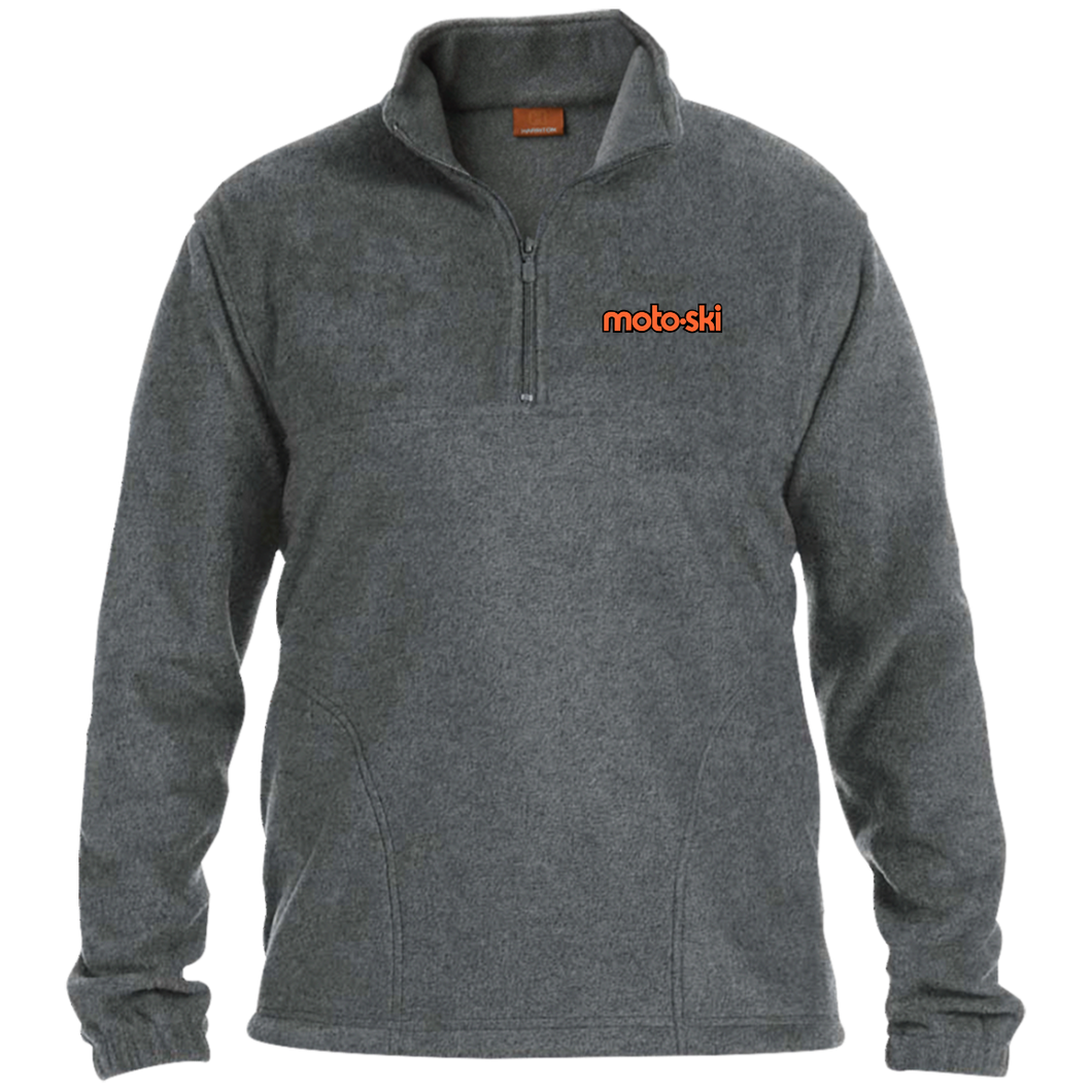 Moto-Ski  Harriton 1/4 Zip Fleece Pullover