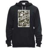 71500 Anvil Pullover Hooded Fleece
