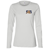 B6450 Bella + Canvas Ladies' Jersey LS Missy Fit