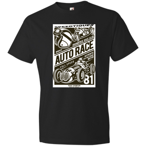 Speedtique Racer 980 Anvil Lightweight T-Shirt 4.5 oz