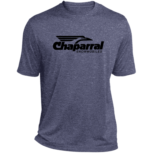 Vintage Chaparral Snowmobiles Heather Dri-Fit Moisture-Wicking T-Shirt