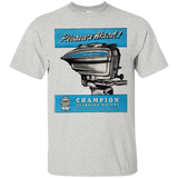 Champion Outboard Engines by Retro Boater G200 Gildan Ultra Cotton T-Shirt