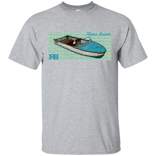 Arkansas Traveler by Retro Boater G200 Gildan Ultra Cotton T-Shirt