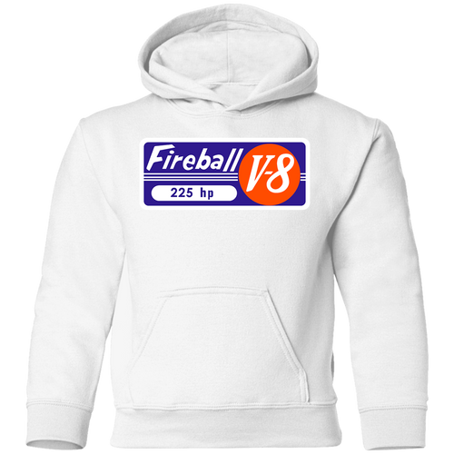 Gray Marine Fireball Engine CAR78TH Precious Cargo Toddler Pullover Hoodie