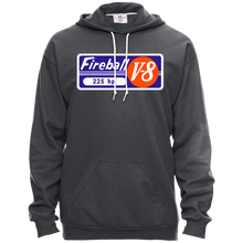 Gray Marine Fireball Engine 71500 Anvil Pullover Hooded Fleece