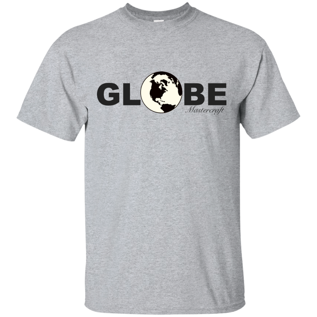 Globe Mastercraft by Retro Boater Gildan Ultra Cotton T-Shirt