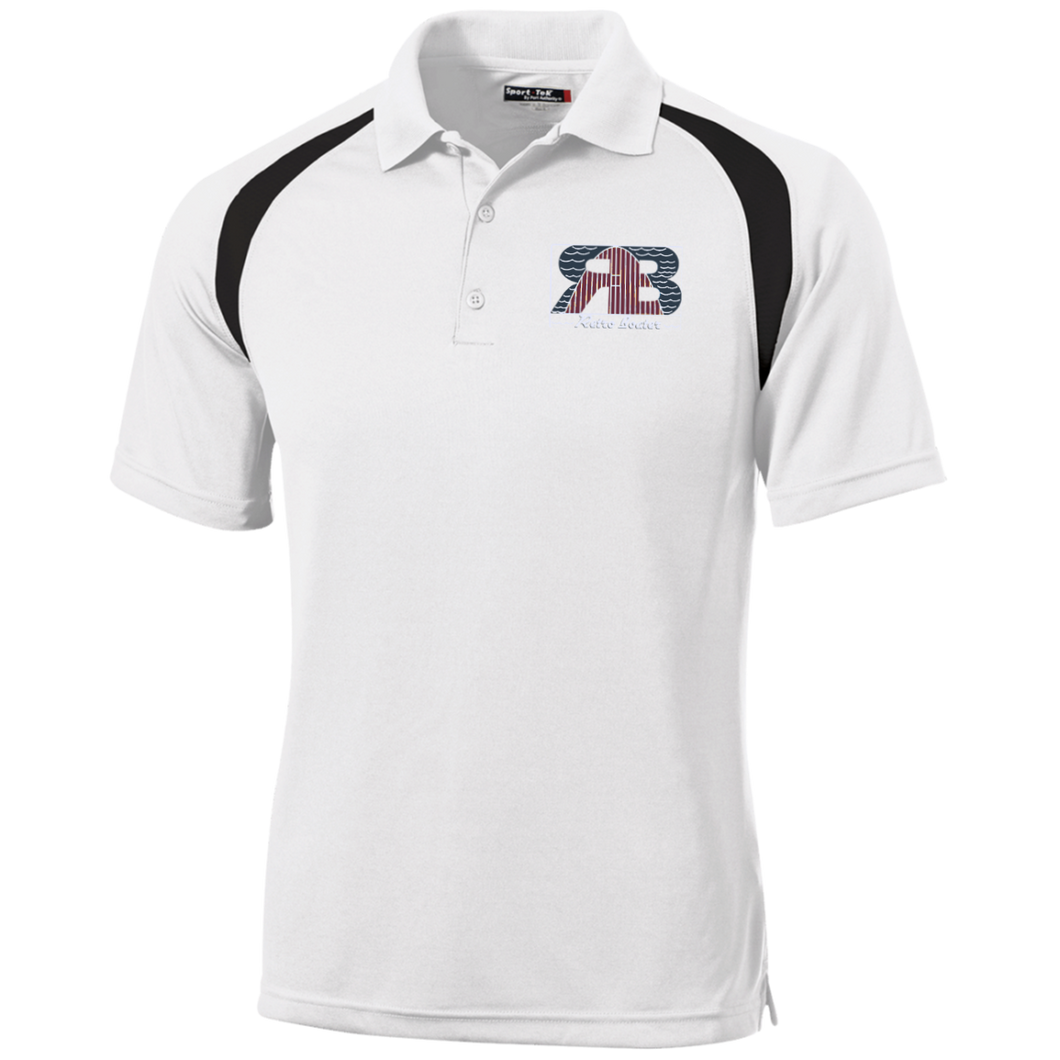 T476 Sport-Tek Moisture-Wicking Tag-Free Golf Shirt