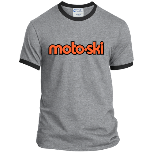 Moto-Ski Port & Co. Ringer Tee