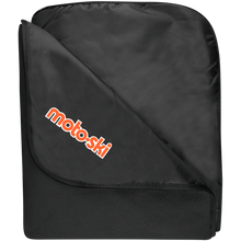 Moto-Ski  Port Authority Fleece & Poly Travel Blanket