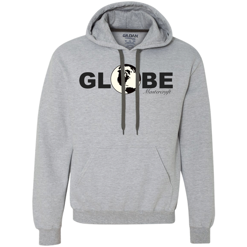 Globe Mastercraft Gildan Heavyweight Pullover Fleece Sweatshirt