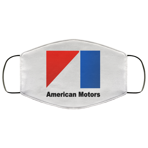 American Motors FMA Face Mask by SpeedTiques