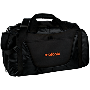 Moto-Ski  Port Authority Medium Color Block Gear Bag