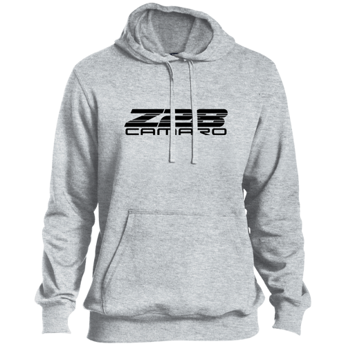 1980s Style Classic Chevy Camaro Z28 Badging Pullover Hoodie