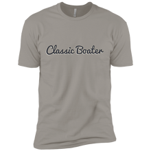 Classic Boater NL3600 Next Level Premium Short Sleeve T-Shirt