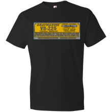 Gray Marine by Classic Boater 980 Anvil Lightweight T-Shirt 4.5 oz