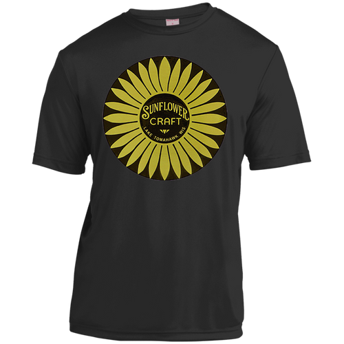 5dc65c58 Sunflower Boats by Retro Boater YST350 Sport-Tek Youth Moisture-Wicking  T-Shirt