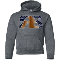 Retro Boater Logo G185B Gildan Youth Pullover Hoodie