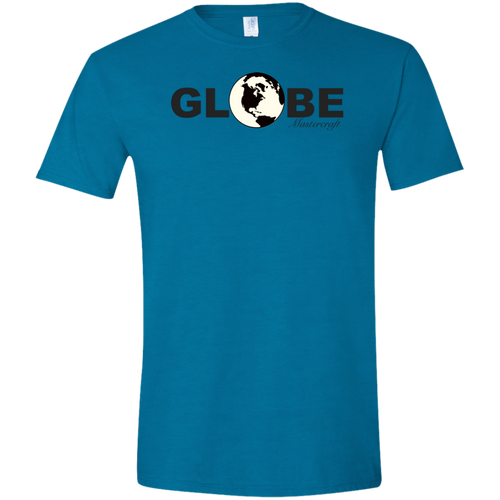 Globe Mastercraft by Retro Boater Gildan Softstyle T-Shirt