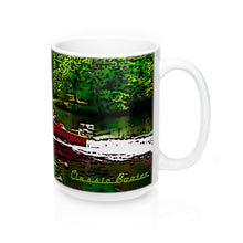 River Racing by Classic Boater Mugs