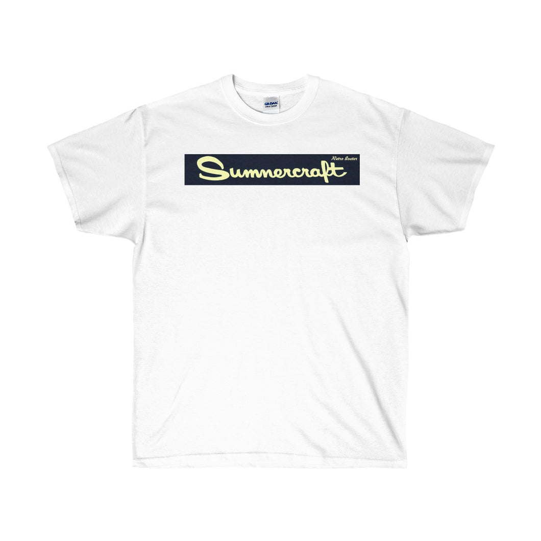Sumnercraft by Retro Boater Unisex Ultra Cotton Tee