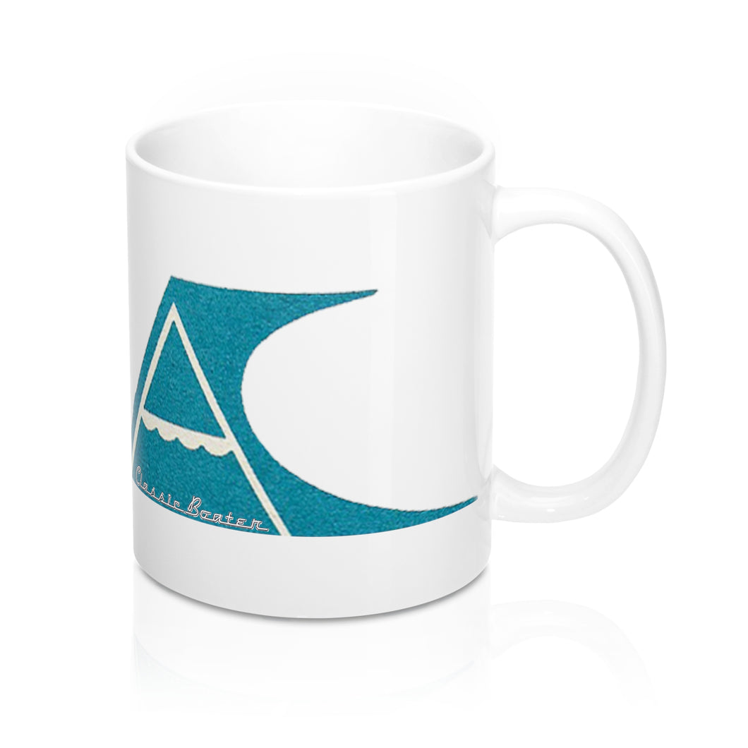 Amphora by Classic Boater Mug 11oz