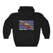 Vintage Stancraft Unisex Heavy Blend™ Hooded Sweatshirt by Classic Boater