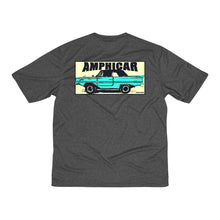 1967 Amphicar Men's Heather Dri-Fit Tee by Classic Boater