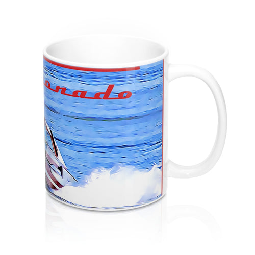 1959 Century Coronado Mug 11oz by Retro Boater