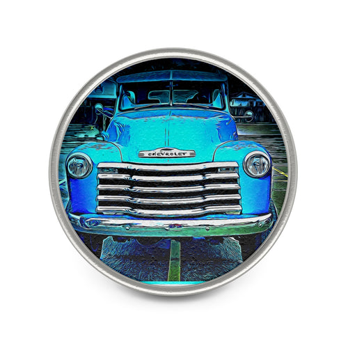 1952 Chevy Pickup Truck Metal Pin by SpeedTiques