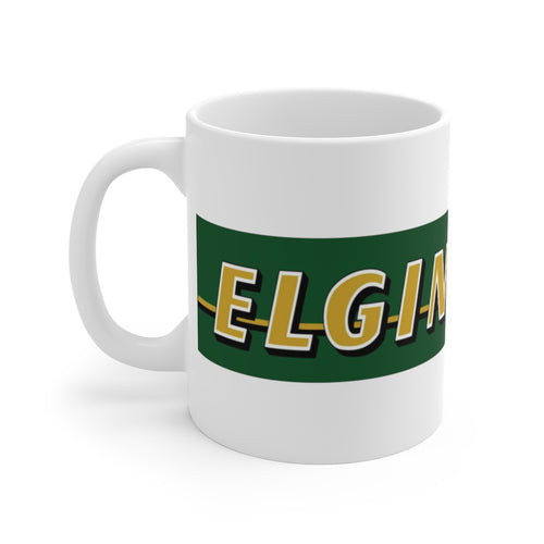 Vintage Elgin Boats Mug 11oz by Retro Boater