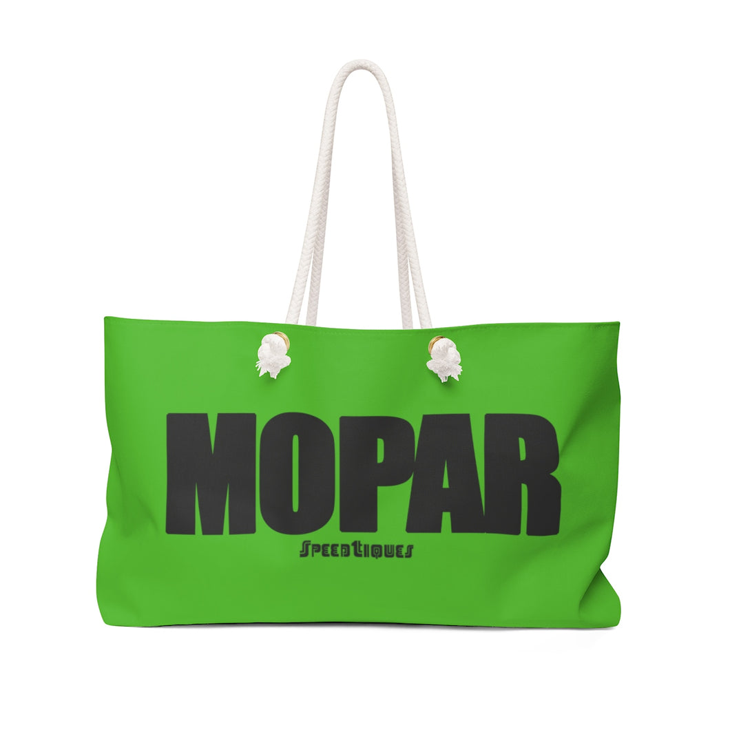 MOPAR Weekender Bag by SpeedTiques