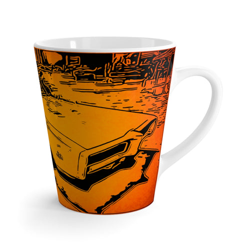 Pontiac GTO Judge Latte mug by SpeedTiques
