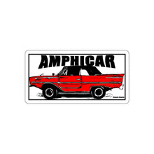 1967 Amphicar Kiss-Cut Stickers by Classic Boater