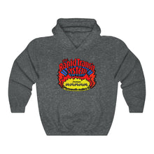 1970s Plymouth Dodge Rapid Transit Unisex Heavy Blend™ Hooded Sweatshirt by SpeedTiques