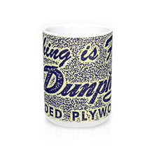 Fishing is Fun in a Dunphy by Retro Boater Mugs
