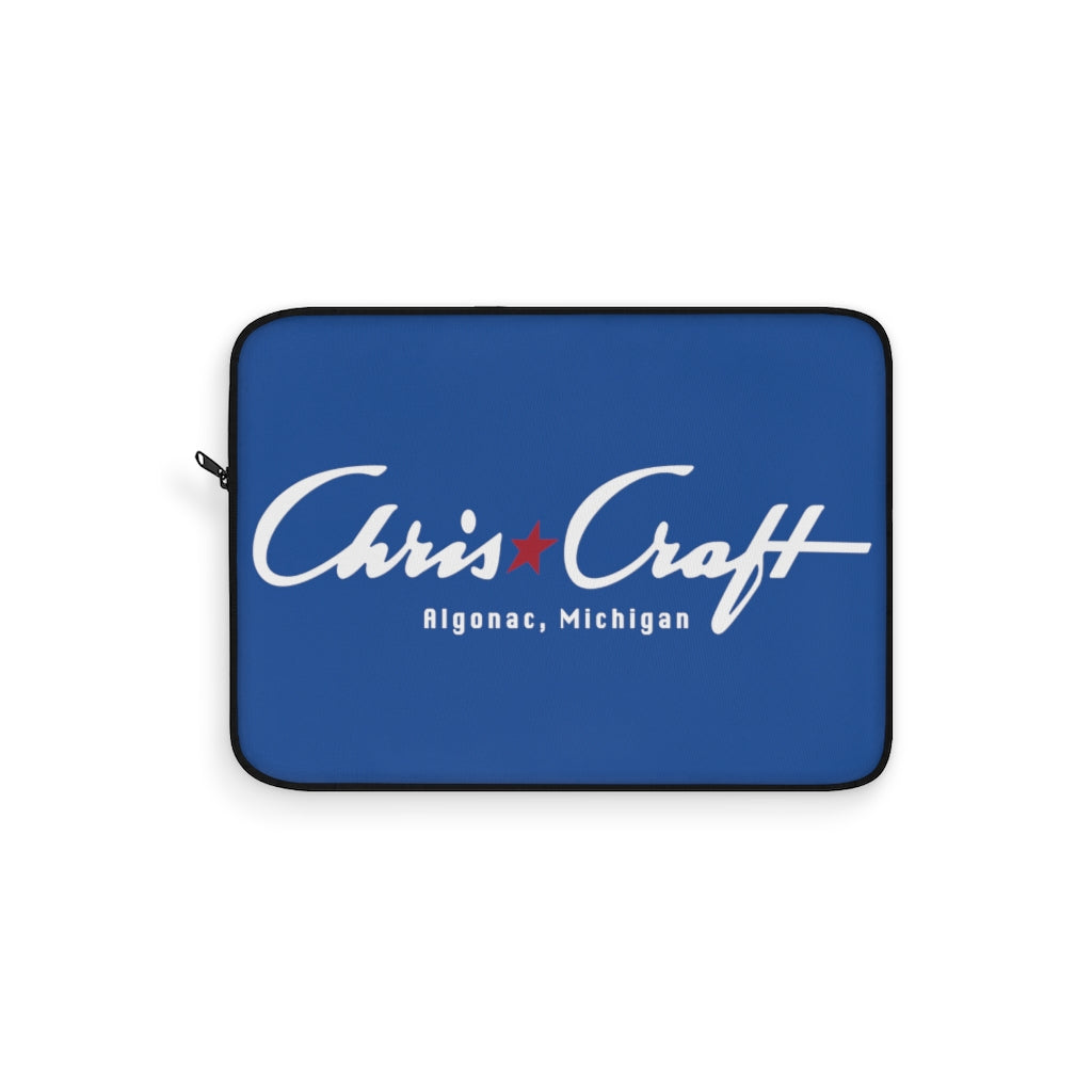 Vintage Chris Craft Laptop Sleeve