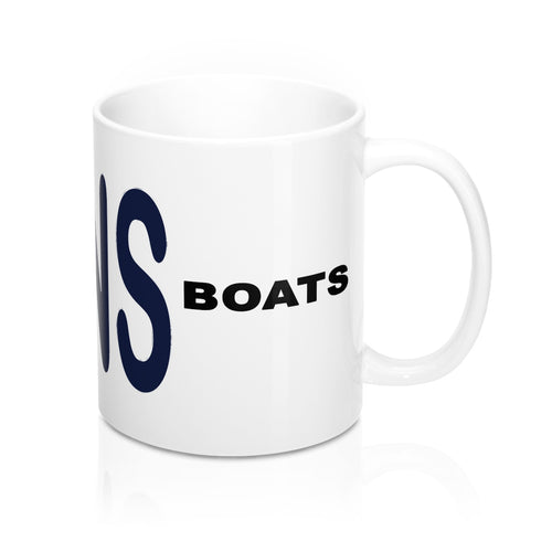 Owens Boats Mugs By Retro Boater