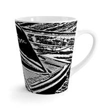 1955 Chris Craft Cobra Latte mug by Retro Boater