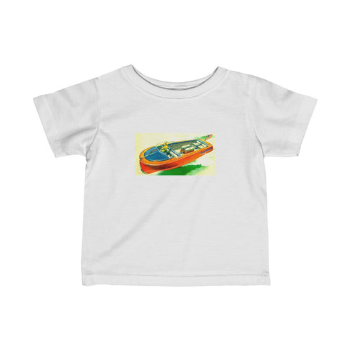 Vintage Chris Craft Infant Fine Jersey Tee