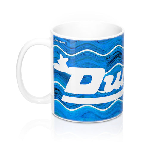 Dunphy Boat Mug 11oz by Retro Boater