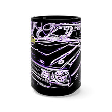 1972 Dodge Demon Black Mug 15oz by SpeedTiques