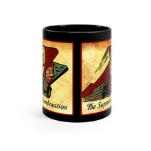 Shell Oil Black mug 11oz