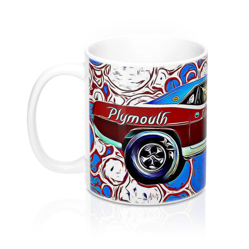 1971 Plymouth Hemi Cuda Mug 11oz by SpeedTiques