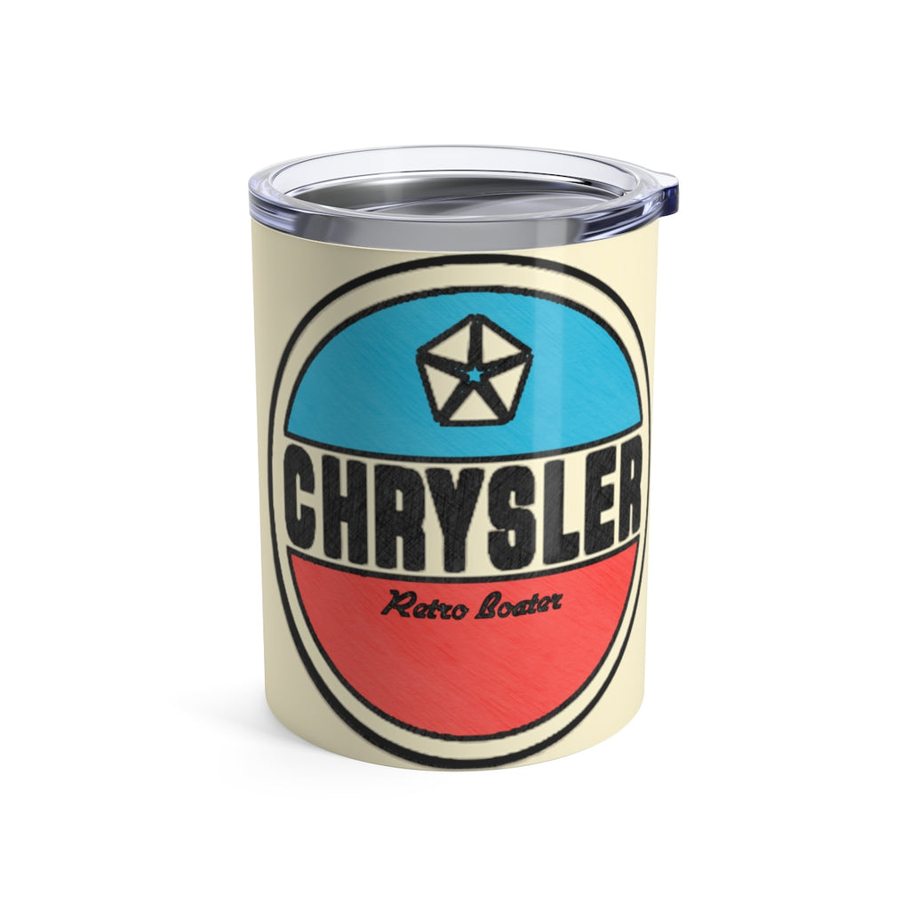 Chrysler Tumbler 10oz by Retro Boater